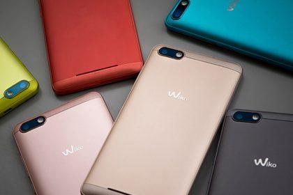 Eine Sensation - Wiko Smartphones