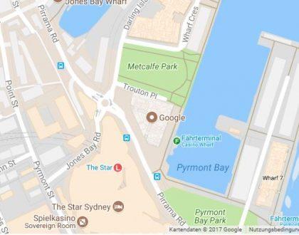 Google Maps - Enable sign-in (Anmeldungsabhängigkeit) verworfen