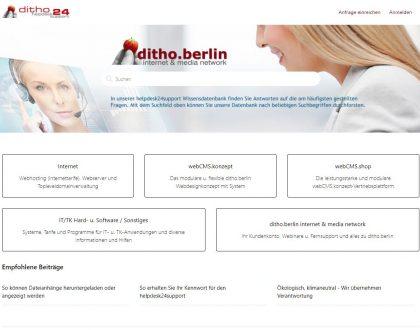 ditho.berlin helpdesk24.support