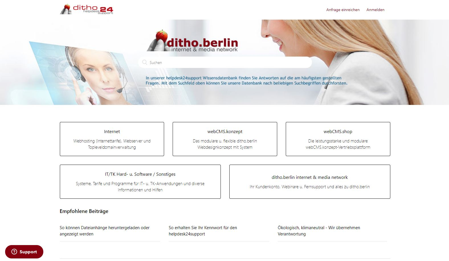 ditho.berlin helpdesk24.support