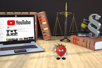 Youtube-Videos u. Social-Plugins auf der Website nicht datenschutzkonform?